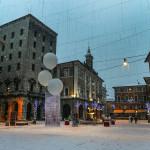 COMUNE DI RIETI, neve durante il Natale - Ph: Massimo Rinaldi