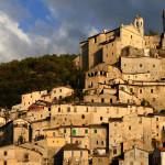 VISTA DELL'ARROCATO DI CANTALICE, Rieti - Ph: Foto Massimo Felici