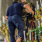 PROCESSIONE DEI CERI, VESTIZIONE DI SANT'ANTONIO - Ph: Fabrizio Naspi