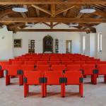 OFFICINE VARRONE, LARGO SAN GIORGIO. CENTRO CULTURALE CON BIBLIOTECA, SALE CONFERENZE, AUDITORIUM, ORGANO MONUMENTALE