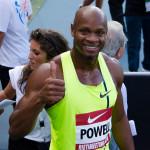 ASAFA POWEL - RIETIMEETING GRAN PRIX IAAF - Ph: F. Aniballi