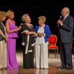 RATTO DELLE SABINE, Premiazione di RENATA SCOTTO - Ph: F.Aniballi