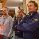 MICHELI, PONZANI, TALOCCI – Ph. Francesco Aniballi