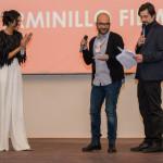 FRANCESCO APOLLONI, ROCIO MUNOZ MORALES, MARCO CASTALDI – Ph: Francesco Aniballi