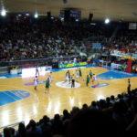 IL BASKET - Una gara di Serie A, nel tempio del PalaSojourner