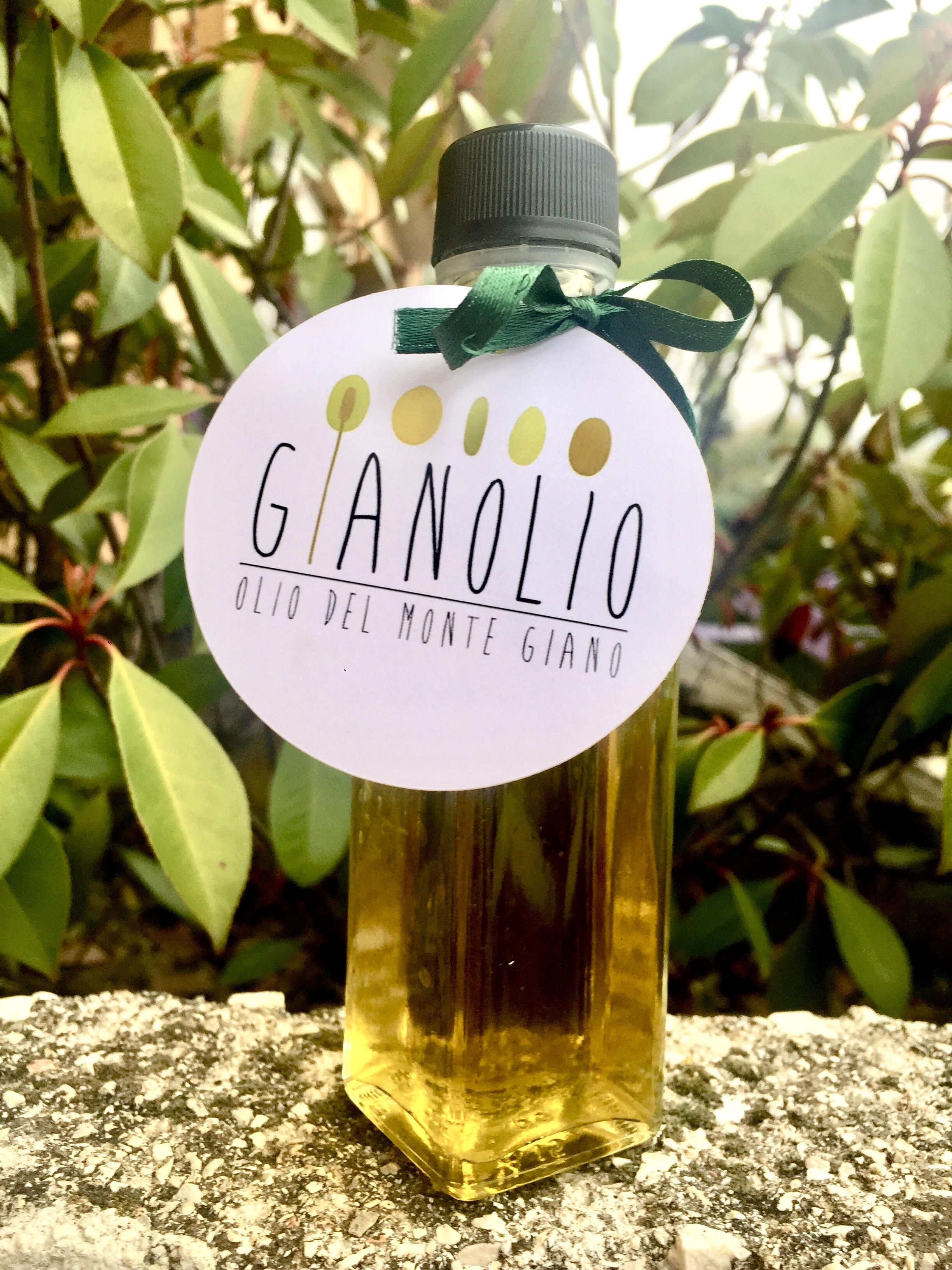 GIANOLIO Olio del Monte Giano