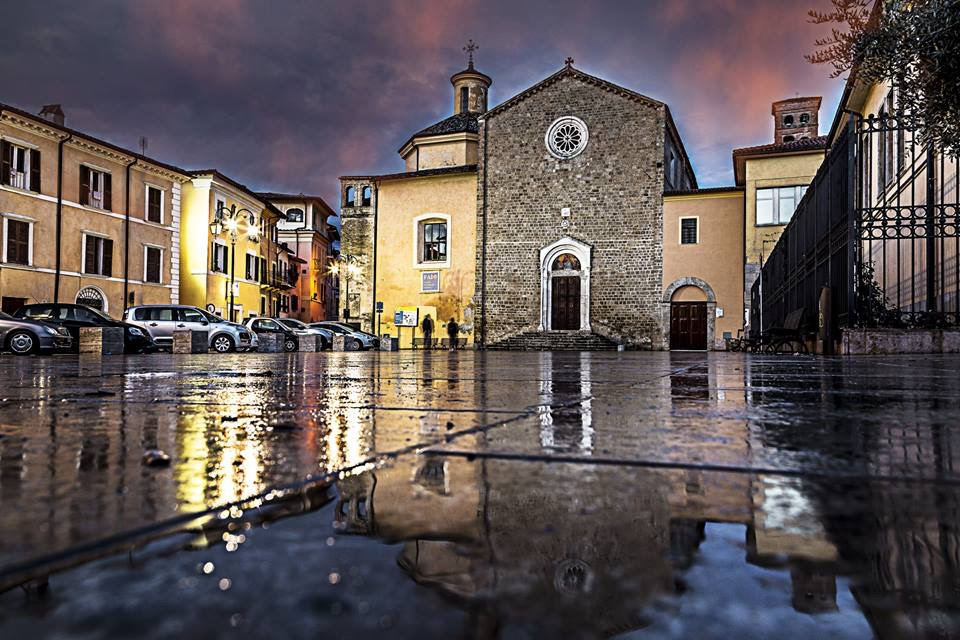 Chiesa di San Francesco Ph: Alberto Agostìni